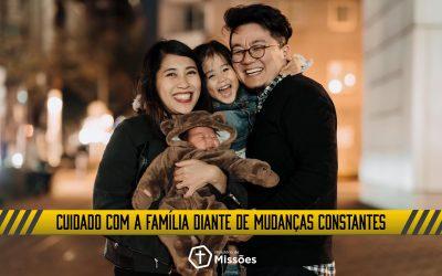 Cuidado com a Família Diante de Mudanças Constantes