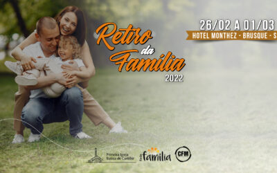 Retiro da família 2022